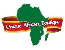 Unique African Boutique Logo
